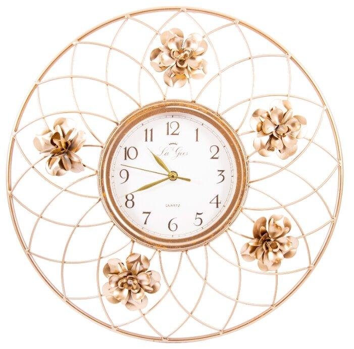 Часы настенные кварцевые La Geer 60803