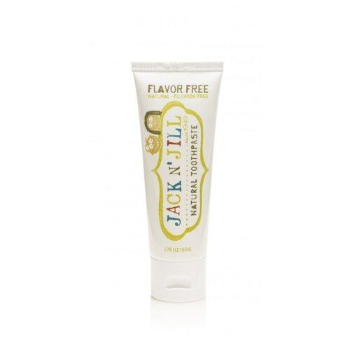 Купить Зубная паста JACK`N`JILL Flavor Free 6 м+, 50 г, Гигиена полости рта