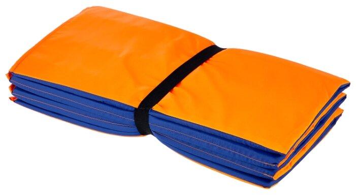 Коврик (ДхШ) 150х50 см Indigo SM-043 оранжевый/синий
