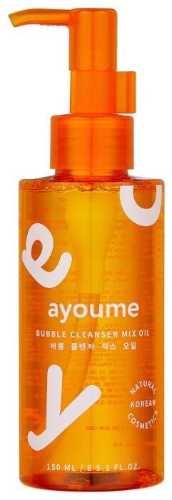 Ayoume гидрофильное масло пенка для снятия макияжа