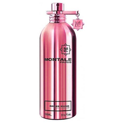 Фото - Парфюмерная вода MONTALE Roses Musk, 100 мл montale roses musk парфюмерная вода 100мл
