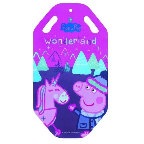Купить Ледянка 1 TOY Peppa (Т13998) разноцветный, Ледянки