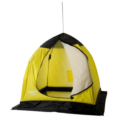 Палатка HELIOS NORD 1 желтый