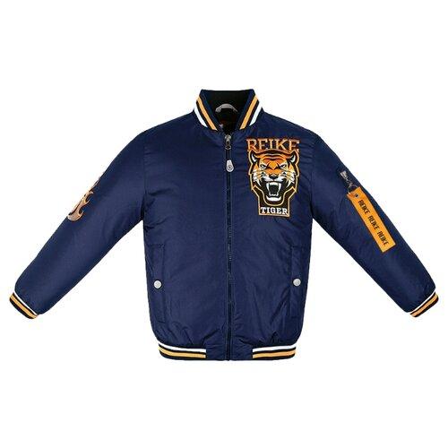 Куртка Reike Basic размер 134, темно-синий куртка reike basic 44 489