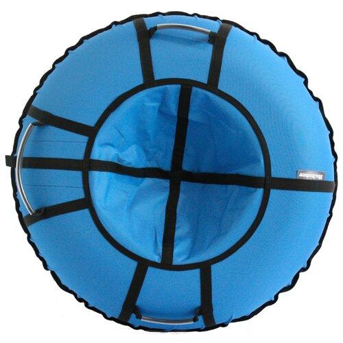 Тюбинг Hubster Хайп 110 см голубой тюбинг hubster хайп красный голубой 100 см