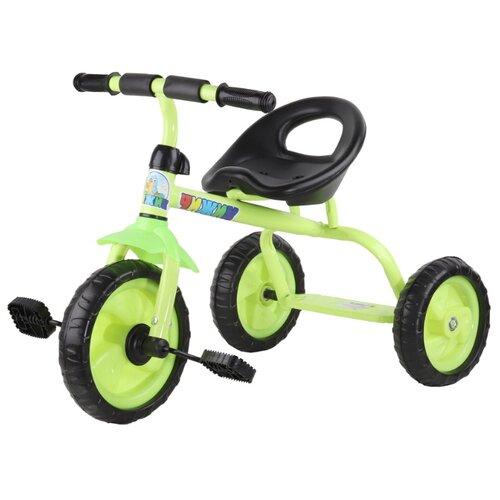 Трехколесный велосипед Чижик CH-B3-02, салатовый