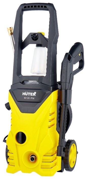 Мойка высокого давления Huter M135-PW 1.65 кВт