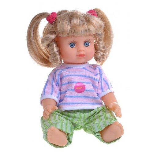 Купить Интерактивная кукла Play Smart Алина с хвостиками, 22 см, 5058, Куклы и пупсы