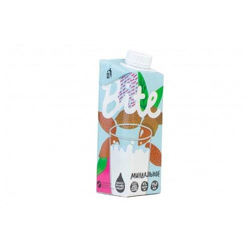 Миндальный напиток Bite пастеризованный 2.8%, 250 мл миндальный пилинг mandelicpeel 40