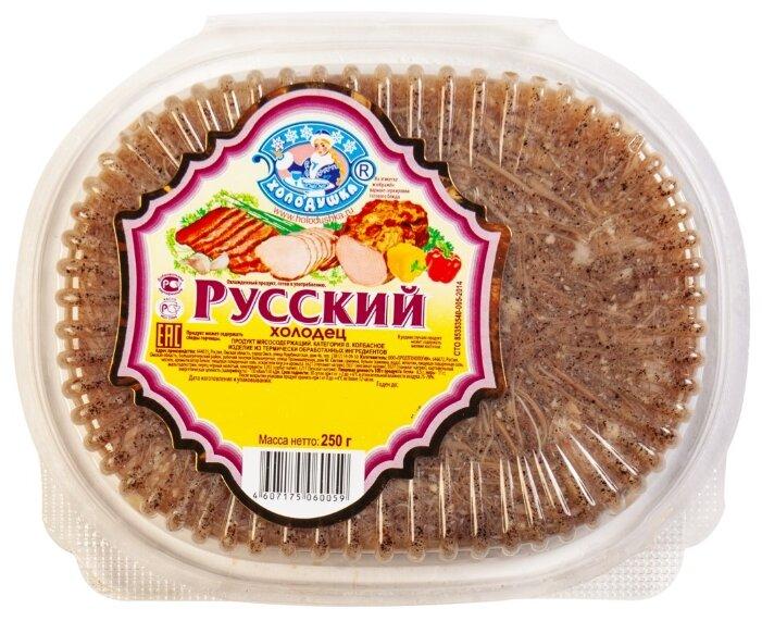 Холодушка холодец русский 250 г