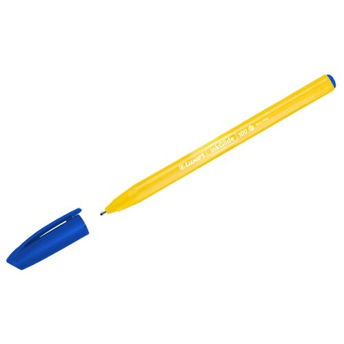 Фото - Luxor набор шариковых ручек InkGlide 100 Icy, 0,7 мм, 50 шт., синий цвет чернил luxor набор капиллярных ручек luxor mini fine writer 045 20 цветов