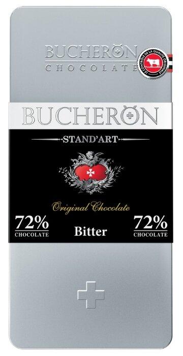 Шоколад Bucheron Stand'art горький 72% какао
