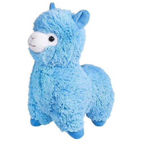 Мягкая игрушка Fancy Гламурная Альпака голубая 28 см