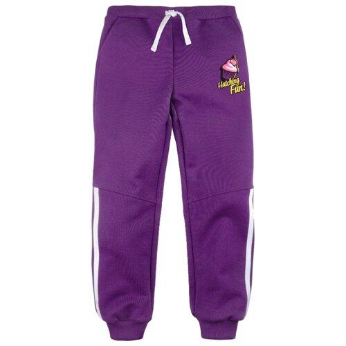 Спортивные брюки Bossa Nova размер 104, фиолетовый платье bossa nova размер 104 брусничный фиолетовый