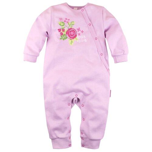 Купить Комбинезон Bossa Nova размер 86, розовый, Комбинезоны