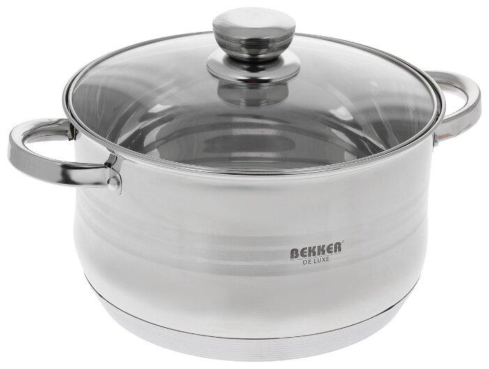 Кастрюля Bekker BK-1761 8,2 л