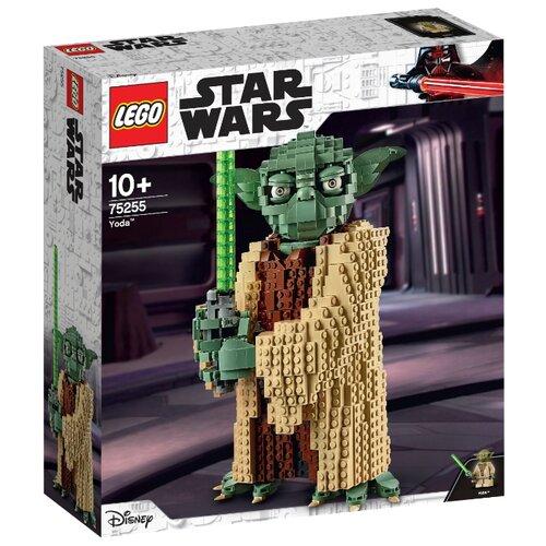 цена на Конструктор LEGO Star Wars 75255 Йода
