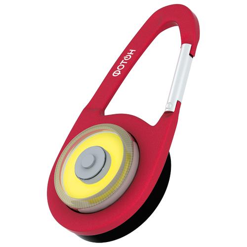 Фонарь-брелок светодиодный ФОТОН K-120 (2хCR2032 в комплекте), красный