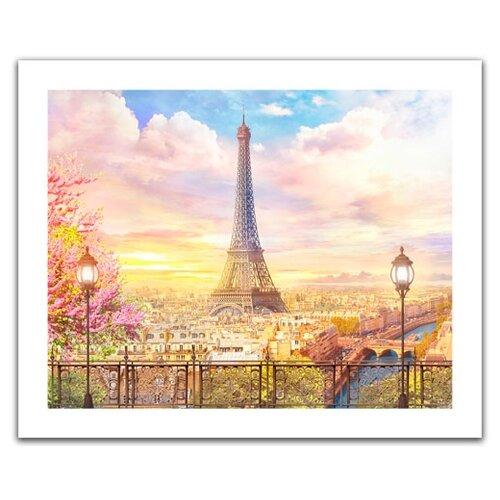 Купить Пазлы 500 деталей Д.Дэвисон Романтика Парижа , Pintoo