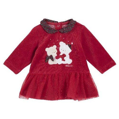 Платье Chicco размер 92, красный