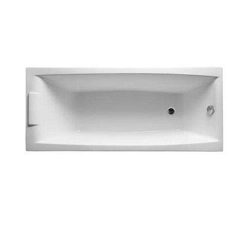 Ванна 1Marka Marka One Aelita 170x75 без гидромассажа акрил ванна из искусственного камня jacob delafon elite 170x75 с щелевидным переливом e6d031 00 без гидромассажа