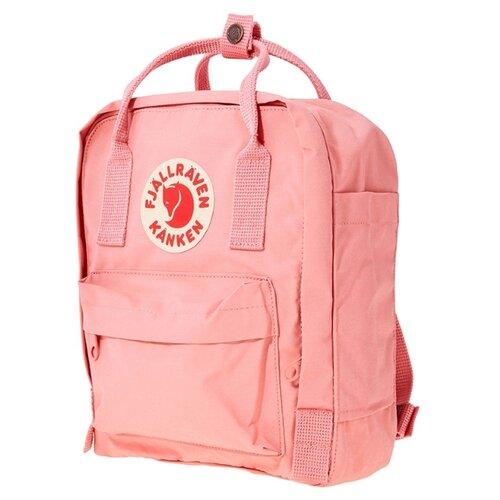 Рюкзак Fjallraven Kånken Mini 7 pink ксивник fjallraven fjallraven zip wallet синий