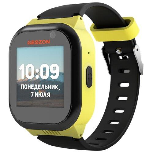 Часы GEOZON LTE желто-черный