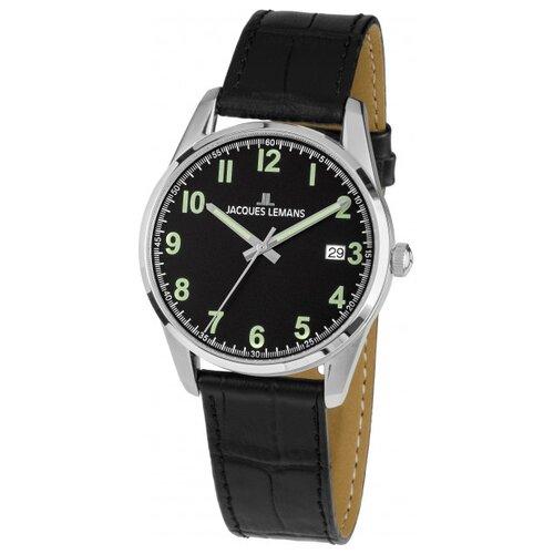 Фото - Наручные часы JACQUES LEMANS 1-2070A наручные часы jacques lemans 1 2110e