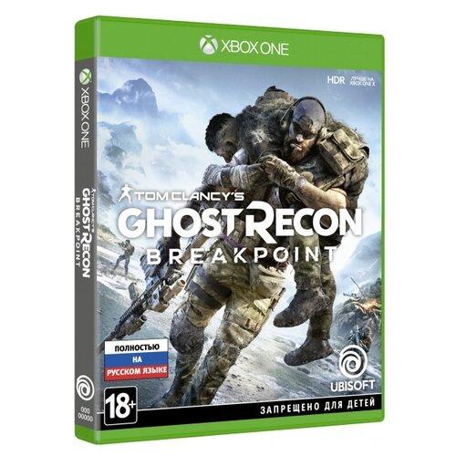 Игра для Xbox ONE Tom Clancy's Ghost Recon: Breakpoint