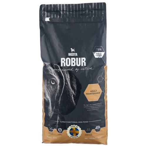 Сухой корм для собак Bozita Robur для здоровья кожи и шерсти 13 кг