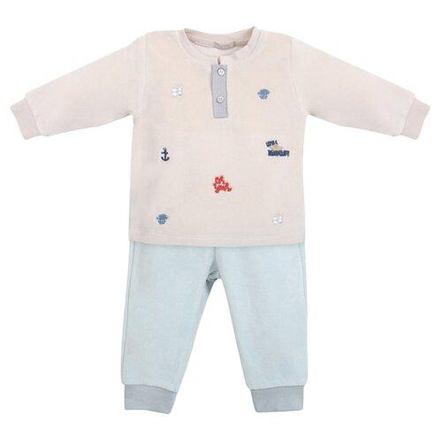 Комплект одежды RBC размер 68, бежевый костюм rbc rbc mp002xb00cot