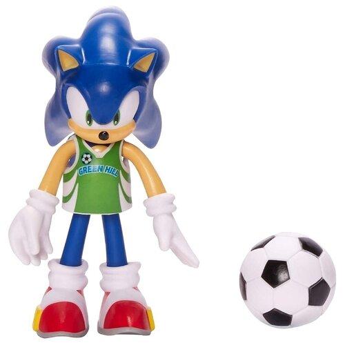 Купить JAKKS Pacific Sonic The Hedgehog - Соник футболист 40249, Игровые наборы и фигурки