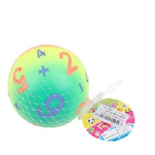 Мяч Shantou Gepai Арифметика зеленый/желтый мяч shantou gepai арифметика зеленый желтый