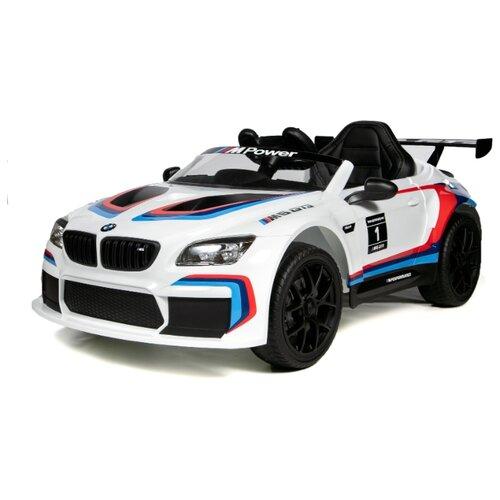 Купить Barty Автомобиль BMW M6 GT3 Лицензия, белый с черным, Электромобили