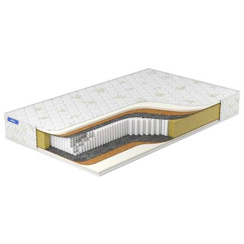 Матрас Miella Memory-Hard S2000 190x200, пружинный, белый