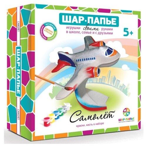 ШАР-ПАПЬЕ Набор для творчества Самолет (В00993)