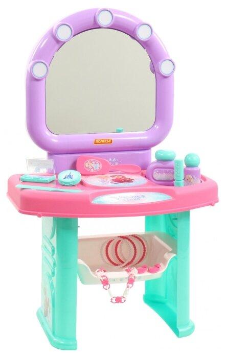 Туалетный столик Полесье Disney Холодное сердце Салон красоты (71422)