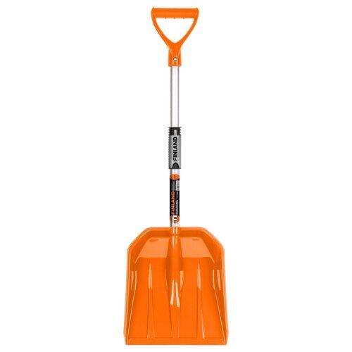 Лопата Finland 1360 оранжевый 32x29 см лопата park 505 оранжевый 28x21 см