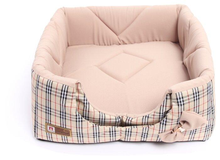 Лежак для собак и кошек Зоогурман Домосед 45х45х45 см