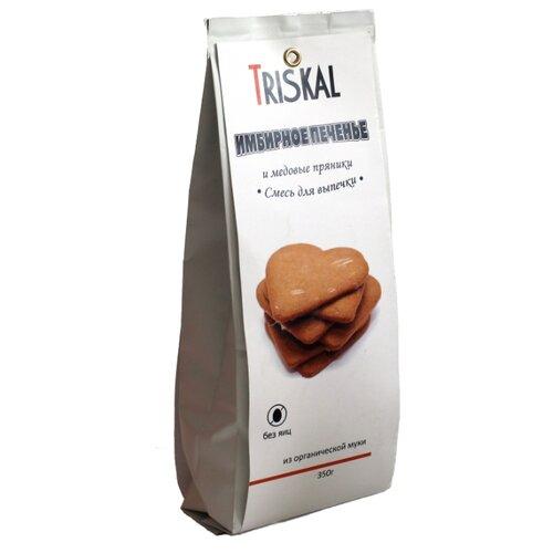 Triskal Смесь для выпечки Имбирное печенье и медовые пряники, 0.36 кг