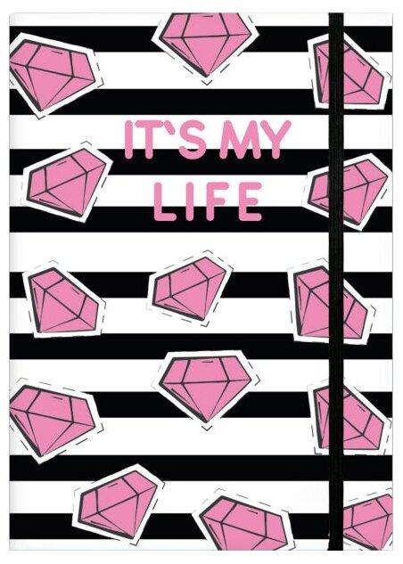 Записная книжка Феникс+ Это моя жизнь (47850), 96 листов