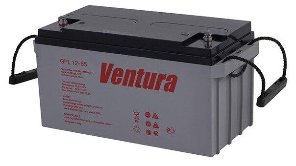 Аккумуляторная батарея Ventura GPL 12-65 68 А·ч