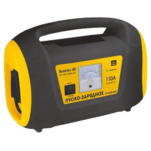 Пуско-зарядное устройство Вымпел 80 черный/желтый