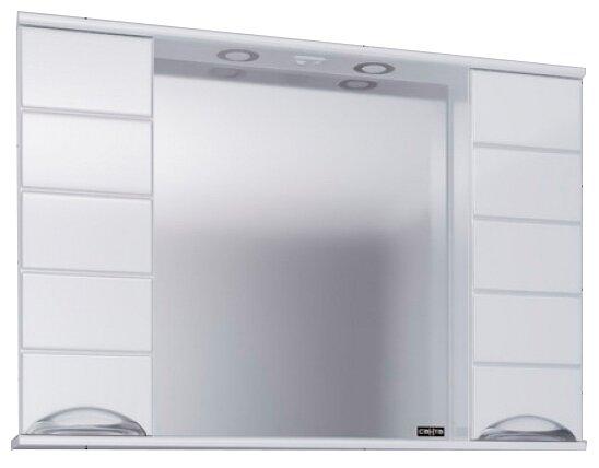 Зеркало СанТа Родос 100 106018 100x70 см — купить по выгодной цене на Яндекс.Маркете