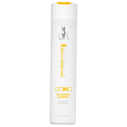 Купить GKhair шампунь Pro Line Balancing балансирующий для жирной кожи и сухих кончиков волос 300 мл