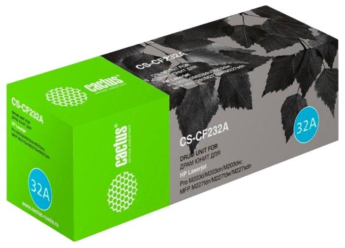Блок фотобарабана Cactus CS-CF232A ч/б:23000стр. для LJ M203dn Pro/M203dw Pro/M206dn Ultra/M227 Pro