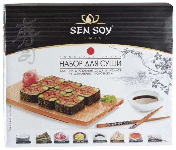 Sen Soy Набор для суши Premium, 394 г