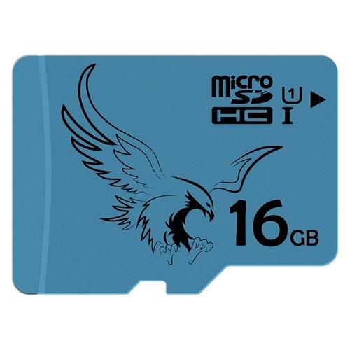 Фото - Карта памяти Braveeagle U1 16GB синий модуль памяти crucial ballistix sport lt red ddr4 dimm 3000mhz pc4 24000 cl15 16gb kit 2x8gb bls2k8g4d30aesek