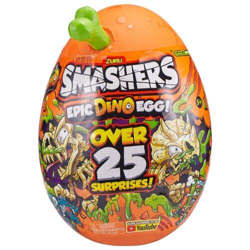 Игровой набор ZURU Smashers Дино-сюрприз в яйце 7448