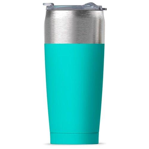 Термокружка asobu Tied Tumbler (0.56 л) голубой термокружка 0 38 л asobu sparkling mugs золотистая mug 550 gold